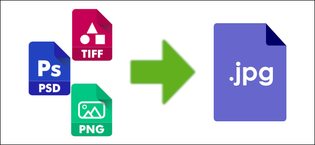 Converting images online is as easy as drag and drop
