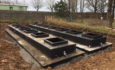 Commercial Septic System